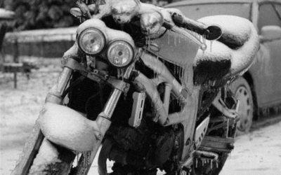 Jak zimować motocykl