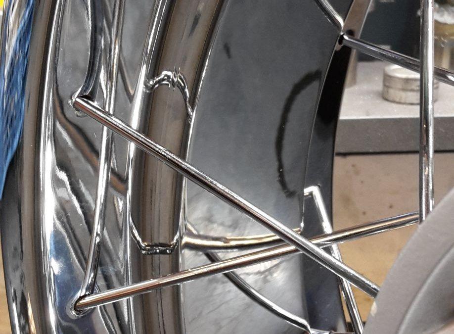 BMW R 1200 C – odrestaurowanie koło