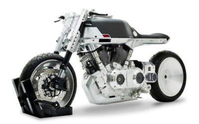 Co powiecie na taki motocykl :), niedługo w seryjnej produkcji