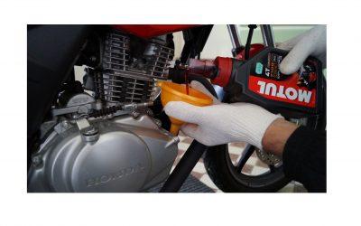 Zaplanuj z nami wiosenny przegląd swojego motocykla. Wymiana oleju silnikowego wraz z filtrem już od 29zł!