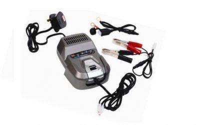Automatyczna ładowarka akumulatorowa OXFORD OXIMISER 601. Naładuje każdy akumulator 12V!