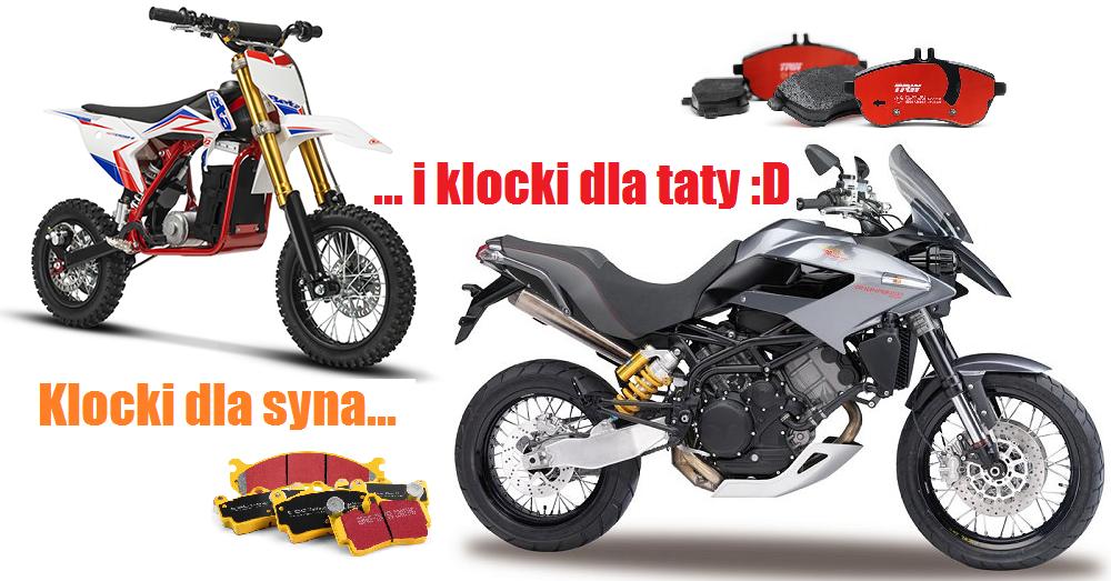 Po sezonie czas na wymiane klocków! Posiadamy w swoim asortymencie wkładki cierne do większości motocykli oraz ATV. Jeśli nie chcesz brudzić sobie rąk, możesz również skorzystać z usług naszego serwisu :)