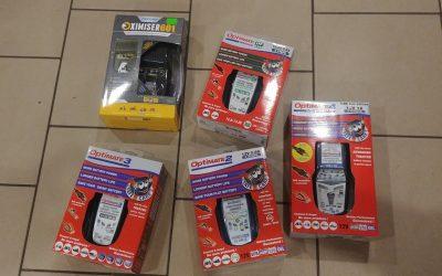 AGM,GEL,SLA…posiadamy ładowarki do każdego rodzaju akumulatorów!